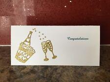 Personalised Handmade Money/Voucher/Gift Card Wallet/celebration/wedding/wine