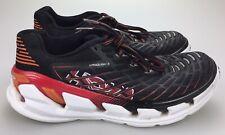 Hoka One One Vanquish 3 Black Red Men's Running Shoes Size 7 40