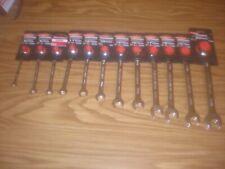 Powerbuilt  Metric Ratcheting Wrench Set, 12-Piece 8 thru 20  no 14 mm
