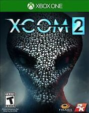 XCOM 2  Microsoft Xbox One Video Game *FACTORY SEALED*