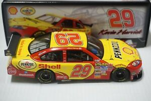 1/24 Kevin Harvick #29 Shell/Pennzoil 2007 Impala SS COT NASCAR Diecast Car