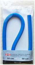 """20"""" 50cm FLEXIBLE FRENCH CURVE  DRAFTING DRAWING FLEXI"""