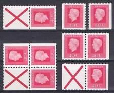 Alle combinaties uit PB15 (6 stuks) Postfris MNH
