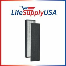 HEPA + Filter Replacement for C FLT5250 PET will fit Germguardian 5000 5111 5250