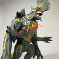 "Pacific Rim Trespasser Kaiju Axehead 8"" Action Figure Movie Monster Alien Doll"
