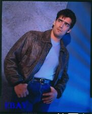 Ken Wahl sexy tight blue jeans Wise Guy VINTAGE 4x5 Transparency