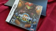 *FACTORY SEALED* Metroid Prime Pinball with rumble pak, Nintendo DS DSi 2DS 3DS