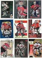 Martin Brodeur New Jersey Devils Inserts Upick From List