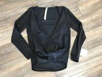 Lululemon Women's Full Freedom Long Sleeve Top Black SHIRT NEW