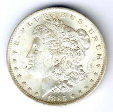 USA Morgan Dollar 1885 O. (Silver) KM#110 XF. to UNC.-