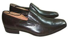 Brand New- Mezlan Venetian Loafer Brogue Leather Dress Spain Size 9 W, MSRP $375