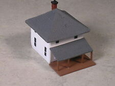 Z Scale Sears Catalog 2 Story White House