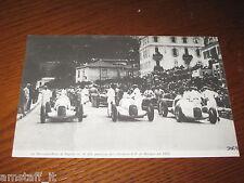(160)=G.P. F.1 MONACO 1935 MERCEDES-BENZ FAGIOLI=RITAGLIO=CLIPPING=FOTO=