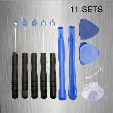 11 in1 Mobile Repair Opening Tools Kit Set Pry Screwdriver For iPhone,Cell Phone