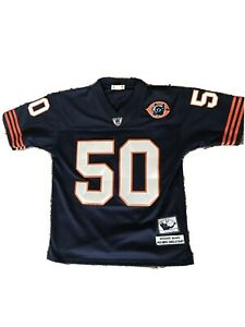 Chicago Bears Mike Singletary #50 Throwback Jersey