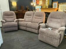 HSL 3 Piece Suite, consists of 1 rise and recline armchair, 2017 model rrp £3600