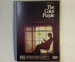 The Color Purple (DVD, 1998) 2 sided disc.