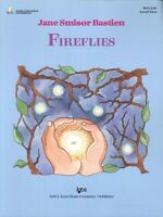 Fireflies Piano Solo Sheet Music Level 2 Jane Smisor Bastien WP1138