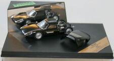 Coches, camiones y furgonetas de automodelismo y aeromodelismo negros, Porsche, Escala 1:43