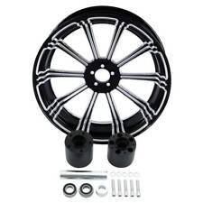 18'' x 5.5'' Rear Wheel Rim + Wheel Hub Fit For Harley Road Glide NO ABS 08-21
