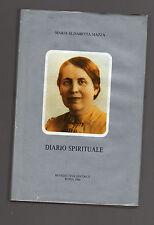diario spirituale  - maria elisabetta mazza - decklhsa