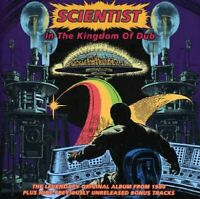 Scientist - In The Kingdom Of Dub [CD]
