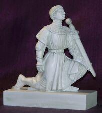 Statuette Jeanne d'Arc Selon Henri Marius PETIT