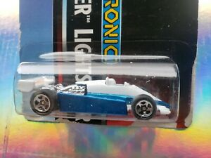 PROTOTYPE CARD~INDY CAR~FROM LUIS MONTESDEOCA~EMPLOYEE~COLLECTION~HOT WHEELS