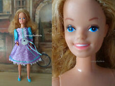 Vintage Barbie Jewel Secrets Skipper Doll Hong Kong in Best Buy Turquoise Dress