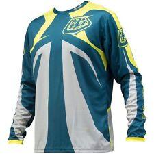 Troy Lee Designs Long Sleeve Race Fit Cycling Jerseys