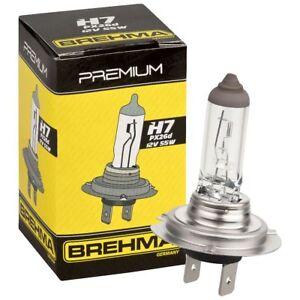 BREHMA Premium H7 12V 55W Autolampe Glühlampe Glühbirne Birne E1 PX26d