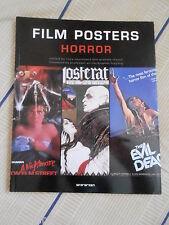 FILM POSTERS Horror - Evergreen 2006 - Paperback