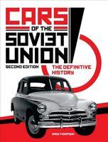 Cars of the Soviet Union (Autos Sowjetunion UdSSR Technik Design) Buch book