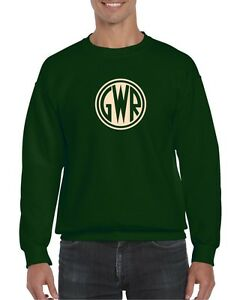 GWR Great Western Railway Train Top Sweatshirt