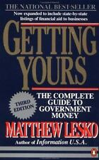 Getting Yours: The Complete Guide to Government Money, Third Edition (Penguin Ha
