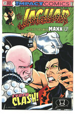 |•.•| JAGUAR • Issue #3 • Impact Comics