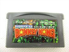 Game Boy Advance SUPER DONKEY KONG Nintendo Video Game Cartridge Only gbac