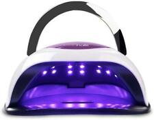 BELLANAILS Professional LED Nail Lamp For Home or Salon Use, 3x Faster Than