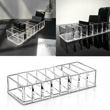 Clear Acrylic Cosmetic Organizer Case Make Up Drawers Holder Jewelry Storage F5X