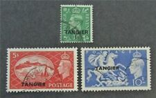 nystamps Great Britain Offices Abroad Morocco Stamp # 552/558 Used $58