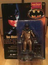 "NECA Dark Knight Collection Gold Tec-Shield Batman 7"" Exclusive Figure Kenner"