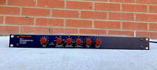 Furman RV1 Spring Reverb rare rack effect Reverbation System with Limiter RV1