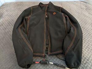 Harley Davidson Riding Gear Heated Jacket Small Black 98230 12V Womens 2013