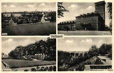 Velbert, Mehrbild-AK, Feldpost 1942