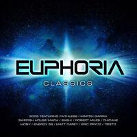 Various Artists : Euphoria Classics CD Box Set 3 discs (2017) ***NEW***
