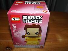 LEGO, BRICK HEADZ, DISNEY, BELLE, KIT #41595, 139 PIECES, NIB 2017