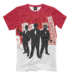 Mafia (video game) tee - open world action-adventure gamer t-shirt