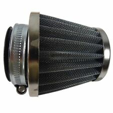 34mm 35mm Universal Tapered Chrome Pod Air Filter for Motorcycle Cafe Racer USA