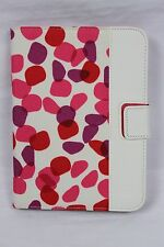 "Belkin Kindle Fire HD 7"" RUBY Pink Petals Cover Case W/ Stand Folding Folio 2012"