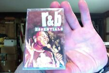 R&B Essentials- various- new/sealed cassette- Fats/Ernie K. Doe & others